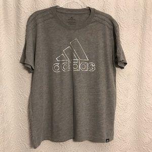 Adidas 3 Stripes Holographic 2.0 Shirt L